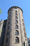 Torre redonda Copenhague Imágenes de archivo libres de regalías
