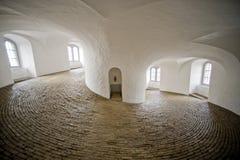 Torre redonda de Copenhaga Fotos de Stock Royalty Free