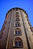Torre redonda em Copenhaga Imagem de Stock Royalty Free