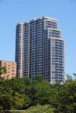 Torre residencial Fotos de Stock
