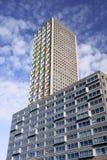 Torre residenziale di West Point, Tilburg, Paesi Bassi Immagini Stock Libere da Diritti