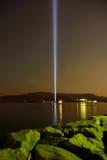 Torre Reykjavik Islândia da paz Fotografia de Stock