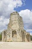 Torre romana em Nimes Fotografia de Stock Royalty Free