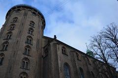 Torre rotonda Immagine Stock