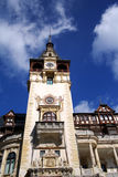 Torre rumana vieja Imagen de archivo libre de regalías
