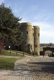 Torre Rye de Ypres foto de archivo