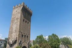 Torre San Niccolo in Florence, Italy Royalty Free Stock Image