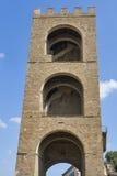 Torre San w Florencja Niccolo, Włochy Obraz Royalty Free
