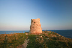 Torre Sant Emiliano near Otranto, province of Lecce, Apulia, Ita Royalty Free Stock Photo