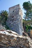 Torre Saracen Fotografia de Stock