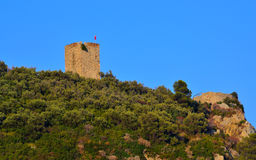Torre saracena Royalty Free Stock Photography