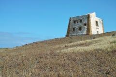 Torre saracena Immagini Stock