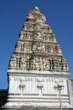 Torre Sculptured do templo Imagens de Stock Royalty Free