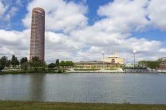Torre Sevilla Zdjęcie Royalty Free