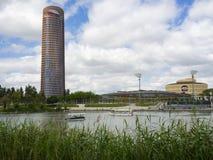 Torre Sevilla Obraz Stock