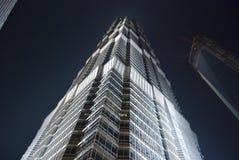 Torre Shangai, China Fotos de archivo
