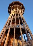 Torre a spirale a Losanna Svizzera Immagine Stock
