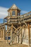Torre storica dell'allerta Immagini Stock