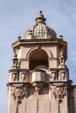 Torre sul Caso del Prado Theater Immagini Stock