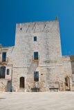 Torre sveva normanna Cisternino La Puglia L'Italia Fotografia Stock