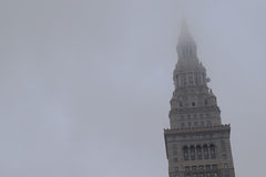 Torre terminal en Cleveland, OH Imagen de archivo