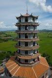 Torre Tiger Temple Immagini Stock Libere da Diritti
