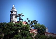Torre tradicional foto de archivo
