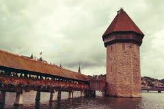 Torre tradicional Foto de Stock Royalty Free