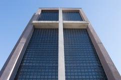 Torre trasversale Immagini Stock Libere da Diritti