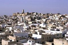 Torre Tunísia de Kasbah Imagens de Stock Royalty Free