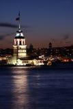 Torre Turquia da donzela Fotos de Stock
