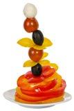 Torre vegetal Fotografia de Stock Royalty Free