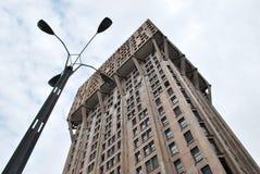 Torre Velasca, Mailand, Italien Lizenzfreie Stockbilder