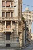 Torre Velasca, Milaan Royalty-vrije Stock Afbeelding