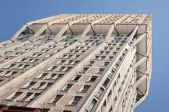 Torre Velasca, Milaan Stock Foto's
