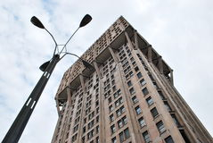 Torre Velasca, Milan, Italy Royalty Free Stock Images