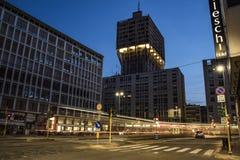 Torre Velasca, Milan Stock Photos