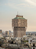 Torre Velasca Royalty Free Stock Photography