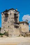 Torre velha cinzenta Foto de Stock Royalty Free