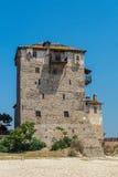 Torre velha grega Imagem de Stock Royalty Free