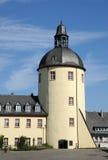 Torre velha na cidade de Siegen Foto de Stock Royalty Free
