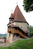 Torre vieja de Sighisoara Fotos de archivo libres de regalías