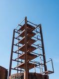 Torre vieja del filtro Fotografía de archivo libre de regalías