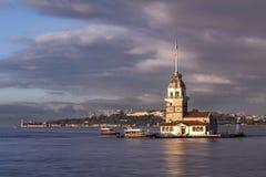 Torre virginal Foto de archivo libre de regalías