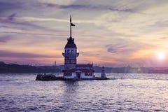 Torre virginal del ` s Fotografía de archivo libre de regalías