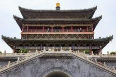 Torre in Xian China Immagini Stock