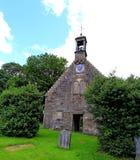 Torre y campana de reloj Fotografía de archivo libre de regalías