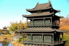 Torre y puerta de Yueyang imagen de archivo libre de regalías