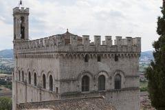 Torre y tejados Fotografía de archivo libre de regalías