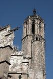 Torre y un unicornio Fotografía de archivo libre de regalías